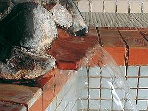 日本の名湯カルルス温泉の湯