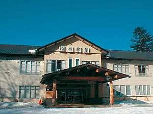 創業明治32年の老舗鈴木旅館本館1階玄関周りは創業当時の基礎です。