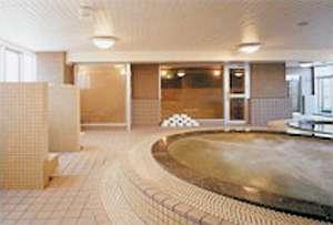 ゆったりとした大浴場