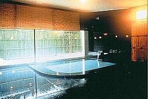 天然温泉大浴場「薫風の湯」