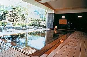 天然温泉大浴場「宵月の湯」