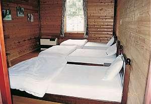 ウッディ-なベッドルーム