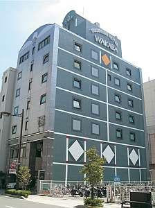ビジネスに、観光に、とても便利な高松市中心立地のホテルです。