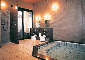 貸切もできる(有料・要問合)大浴場できない日もありますご了承下さい