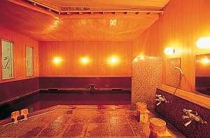 浴場(檜の湯)