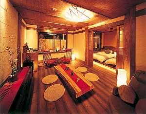 1日1組限定!客室露天風呂付き特別室 蔵心 静寂の空気の中で大人だけの贅沢なひとときを…