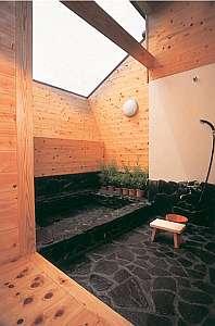 【貸切露天風呂】露天風呂2箇所あります