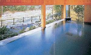 大浴場「松風の湯」