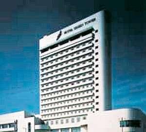 新都心幕張に位置するシティホテル