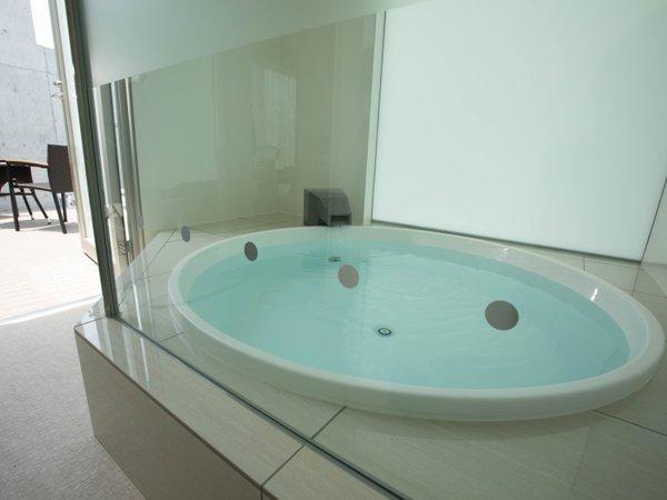 白浜温泉のお風呂が24時間楽しめます♪
