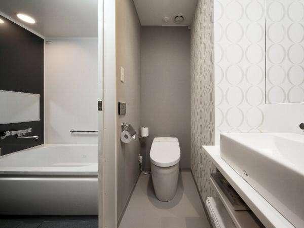 独立型バスルーム/トイレ