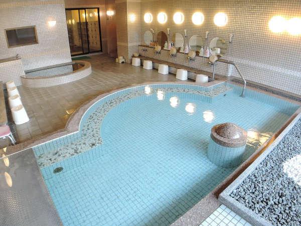 *大浴場:約1300年前に名僧行基により発見された歴史ある名湯をお楽しみ下さい