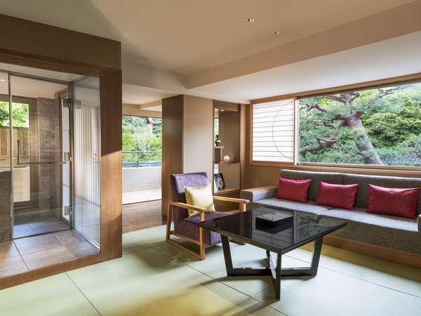 【翠嵐 ラグジュアリーコレクションホテル 京都 】京都・嵐山を一望する特等席で格別な体験を