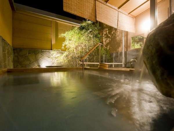 貸切露天風呂【ゆら】夜12時まで無料開放!気兼ねなくご利用下さい