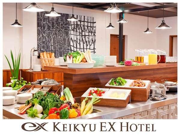 ◆メニュー充実の朝食バイキング(イメージ①)◆