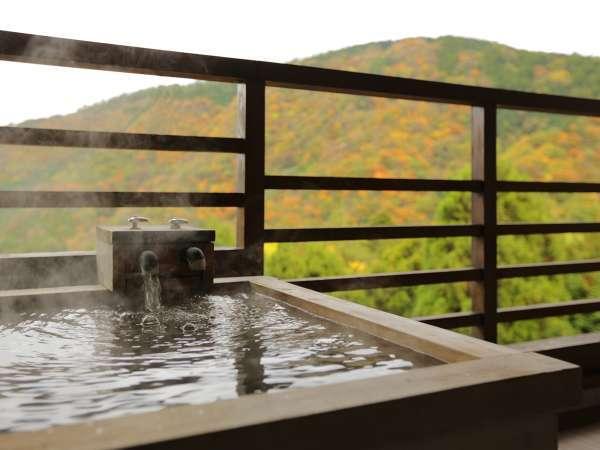 【水の音(みずのと)】小涌谷温泉・宮ノ下温泉の2種の湯を愉しめ、13種の湯処で温泉三昧