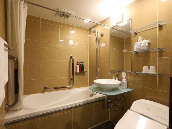 ■ツインルーム浴室