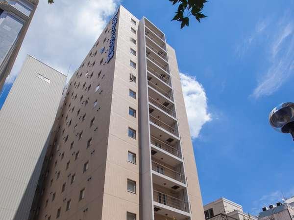 東海地区最大の繁華街に位置するビジネスホテル