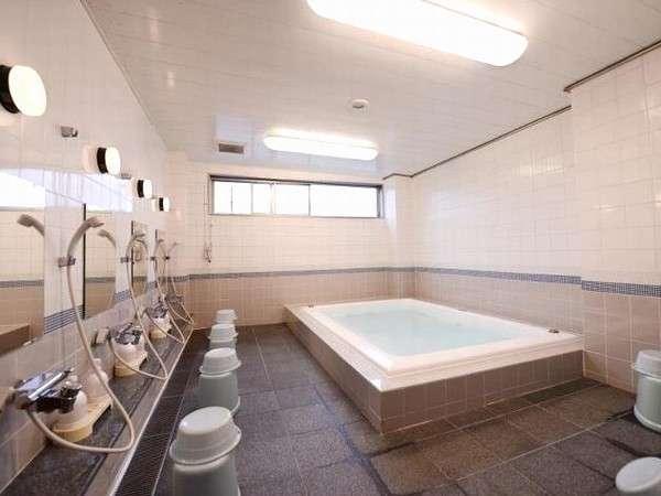 別館ジャグジー付き  浴場