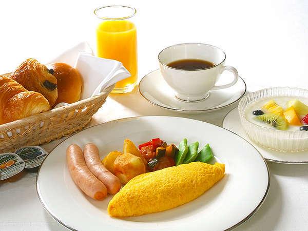 イン ルーム ダイニングの朝食イメージ