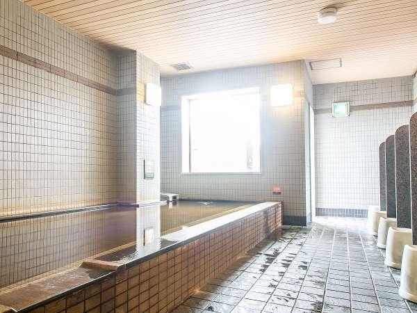 【男子大浴場】内風呂、サウナもございます。
