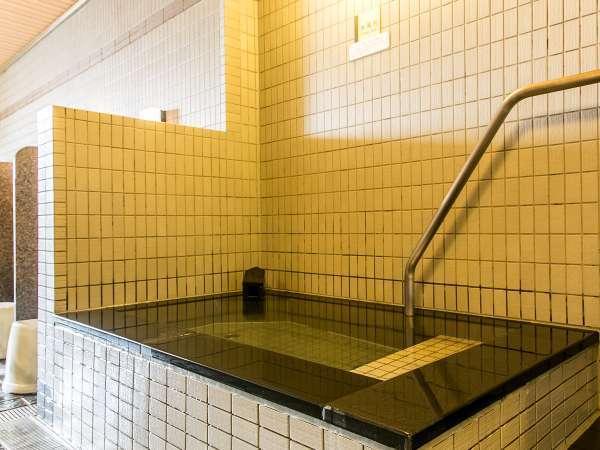 【男子大浴場】水風呂でございます。