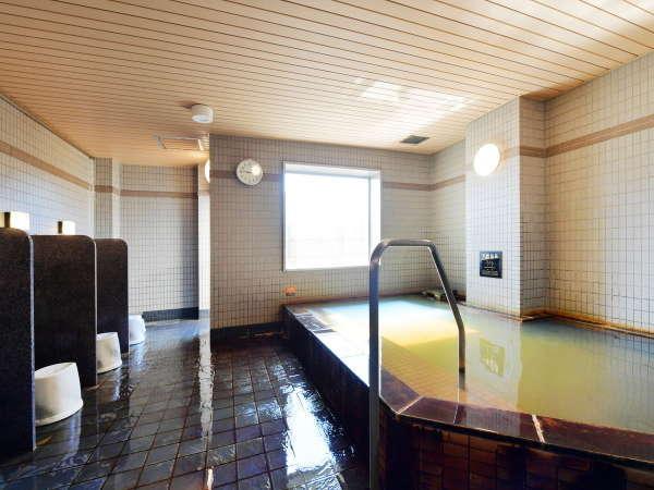 【女子大浴場】内風呂、サウナもございます。