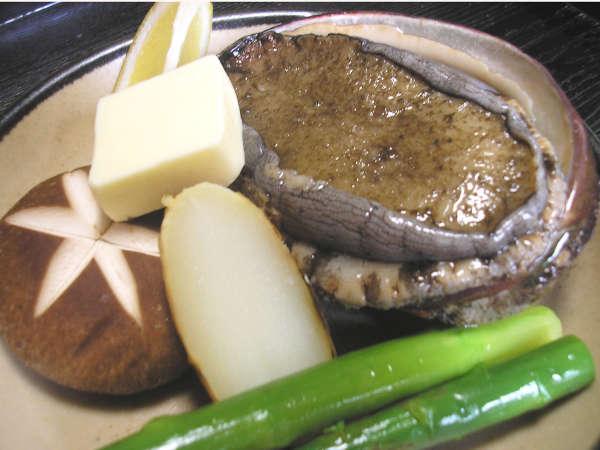 【贅極み】紀州日高産『アワビ』はバター焼きでコリコリ歯ごたえ!