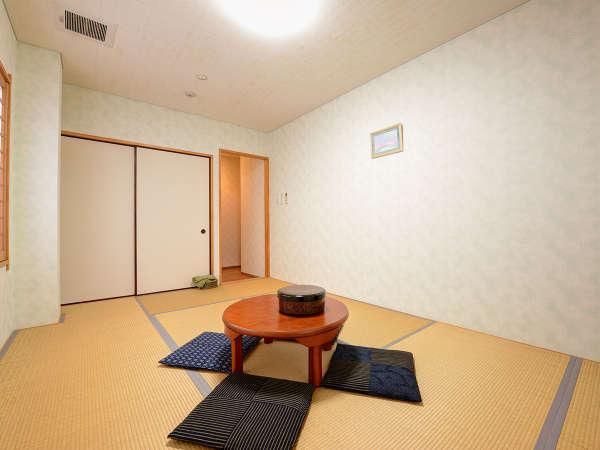 *【和室7.5~8畳】ご夫婦やお友達同士にぴったりの7.5~8畳のゆったりしたお部屋。