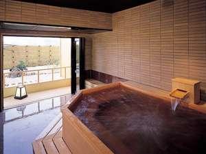 趣の異なる3つの貸切庭園露天風呂【風香の湯】二の湯