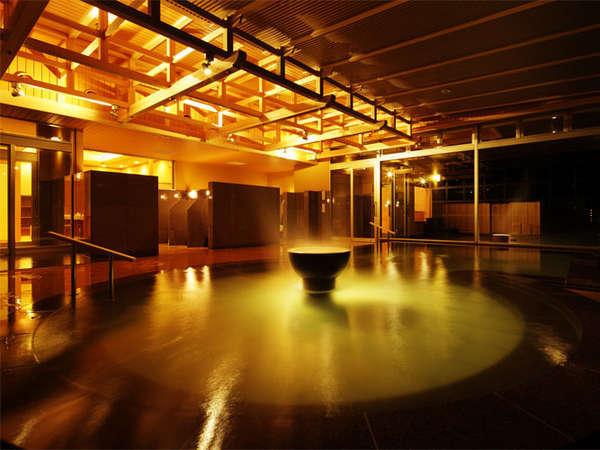 本館8階展望大浴場【眺】2012年4月1日リニューアルオープン