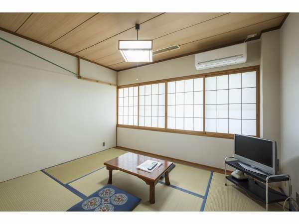 客室のイメージ(6畳和室)