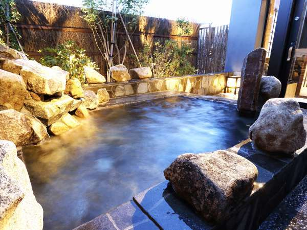 ■天然温泉大浴場 露天風呂【女性】