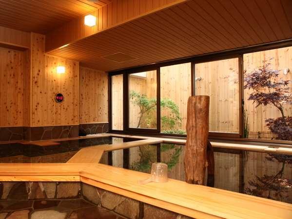 男性大浴場(内湯)PM15:00~AM10:00