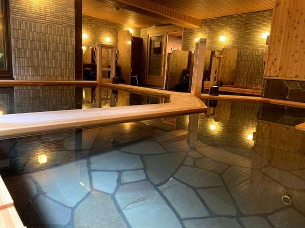 【男性大浴場】2020年6月27日より男性大浴場がリニューアルオープンいたしました!