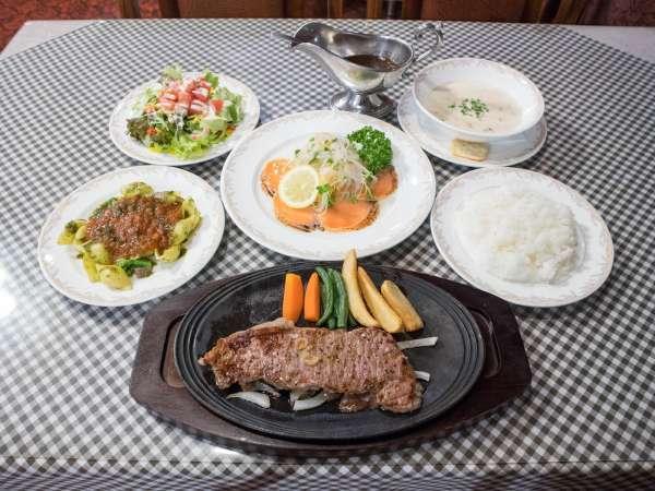 【夕食全体一例】