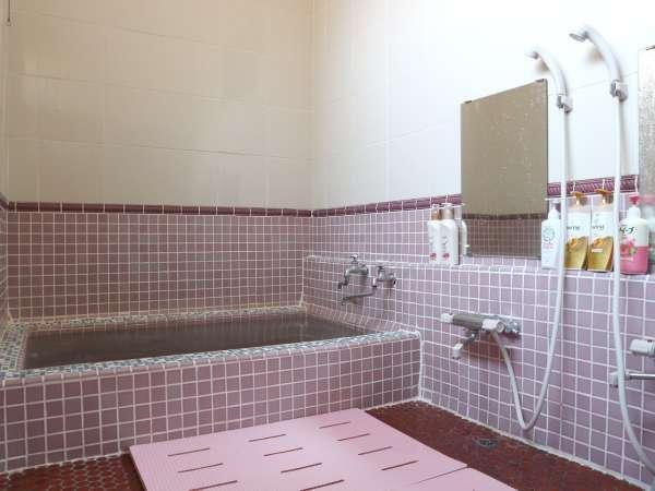 【貸切風呂】館内に2箇所ございます