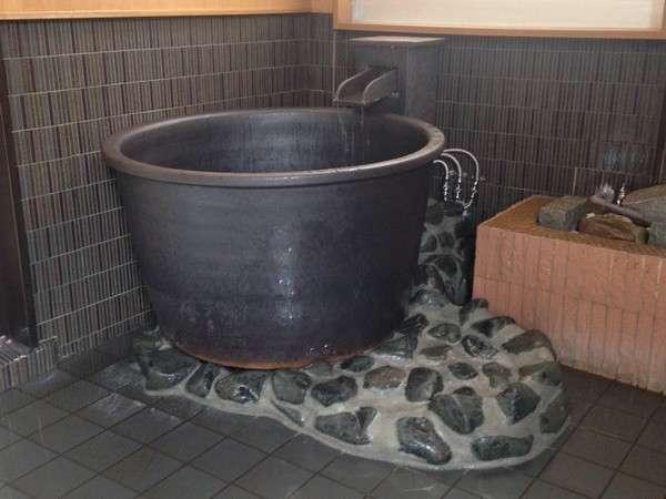 信楽焼きつぼ風呂2