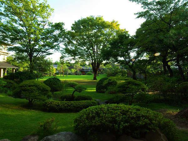 【信玄の湯 湯村温泉 常磐ホテル】三千坪の日本庭園に囲まれた静寂。皇室にも愛され続ける憩いの湯宿