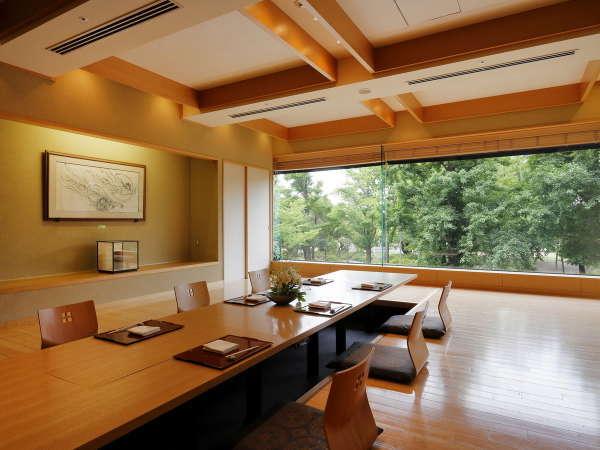 日本料理「隨縁亭」個室