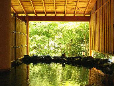 【日本四大美人の湯 源美の宿 会津屋】一度は入りたい洞窟風呂★2本の源泉が自慢の美人宿♪