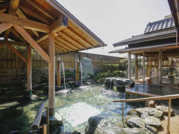 「庭園露天風呂 風待ちの港」もご利用いただけます