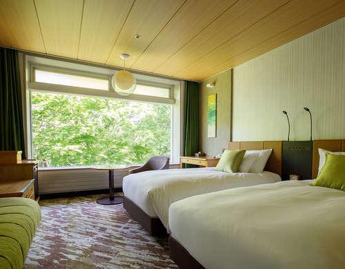 2020年7月23日(木)より、ホテル ウエストツインルーム72室がリニューアルオープンいたしました
