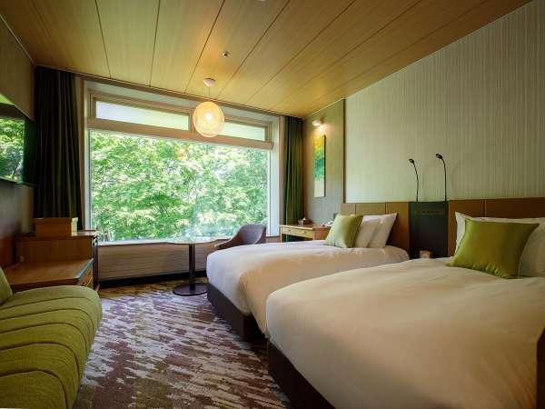 2020年7月23日(木)より、ホテル ウエストツインルームがリニューアルオープンいたしました