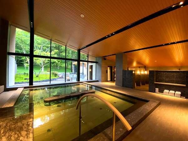 MOMIJI HOT-SPRING 内風呂
