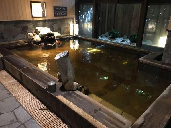 【男性】内風呂(湯温:40~42℃)