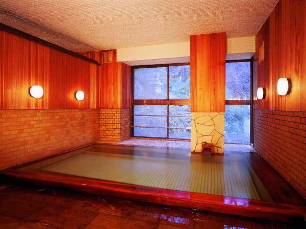 24時間入浴可能の太陽の湯