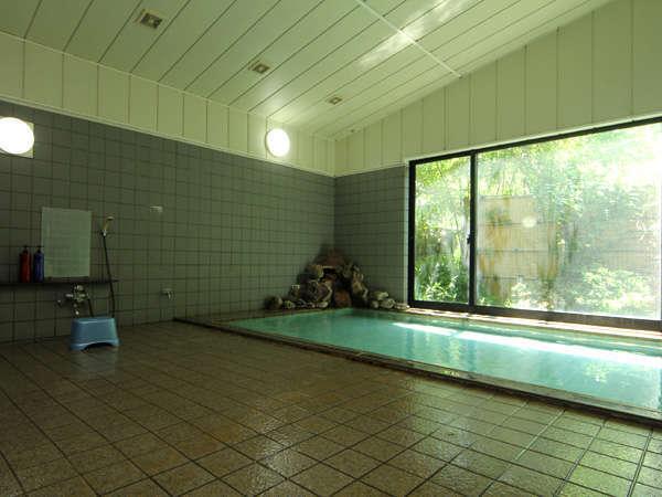100%天然温泉【大浴場】