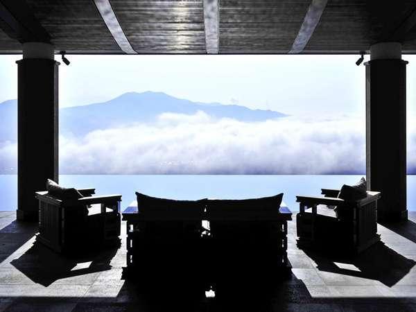 アクアテラス~雲海を望む絶景