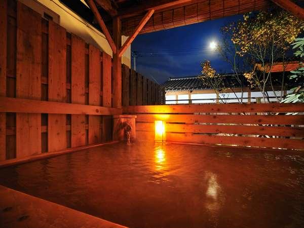 【大沼旅館】江戸時代から続く老舗。囲炉裏の食事処と露天を楽しむ全11室の宿。